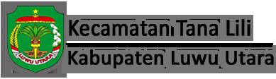 Kecamatan Tana Lili